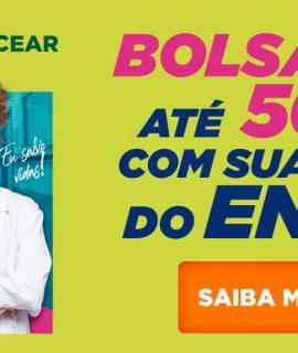 Unifacear lança campanha de descontos progressivos com a nota do Enem