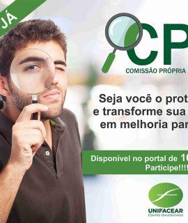 Queremos ouvir sua opinião! Participe da CPA UNIFACEAR – Campus Araucária