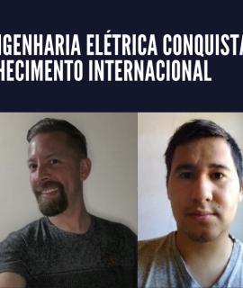 Alunos de Engenharia Elétrica conquistam reconhecimento internacional