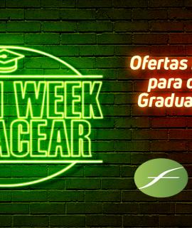 Green Week: Ofertas imperdíveis para quem deseja iniciar uma graduação ou uma pós!