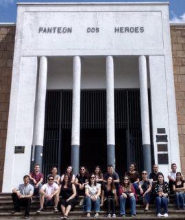 Alunos de Arquitetura e Urbanismo realizam visita a histórica Lapa