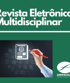 Última edição da Revista Eletrônica Multidisciplinar da UNIFACEAR está disponível