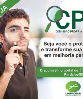 Questionário da CPA Campus Araucária está disponível de 13/05 a 03/06