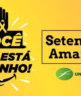 Bate papo sobre Setembro Amarelo será realizado no auditório do Campus Araucária