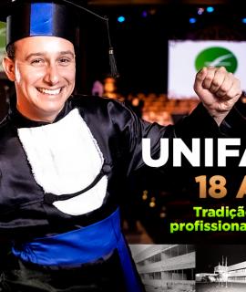 Unifacear, há 18 anos formando talentos em Araucária, Curitiba e Fazenda Rio Grande